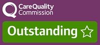 Care Quality Commission - Outstanding Rating